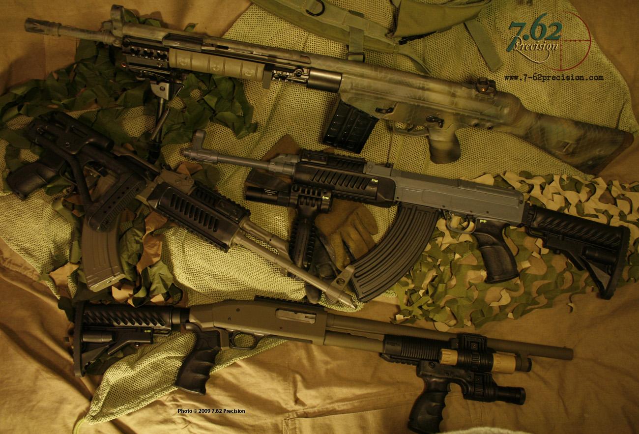 About 7 62 Precision   7 62 Precision Custom Firearm Finishes