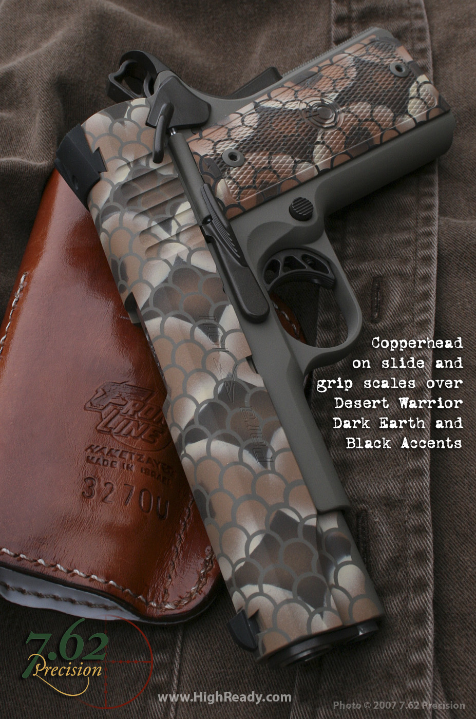 M And P Shield Holster Nature Skin Patterns |...