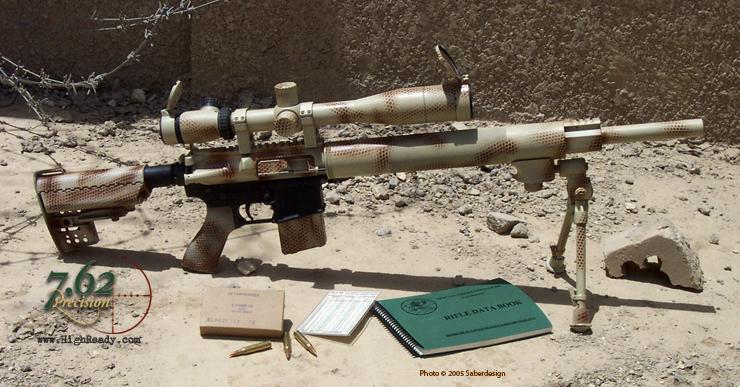 M16/AR15 as a Sniper or Designated Marksman Rifle | 7.62 ...