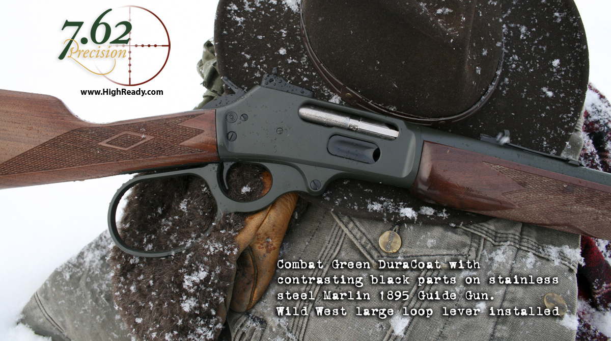 Marlin 1895 Large Loop Combat