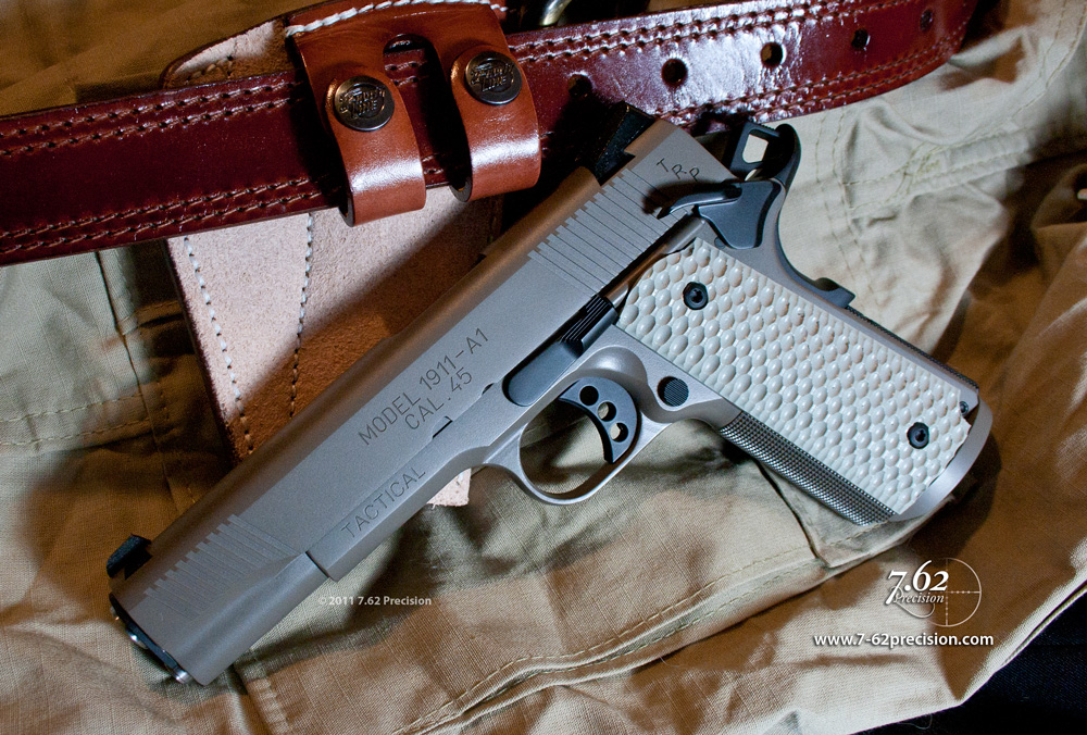 Solid Colours and Two-Tones | 7 62 Precision Custom Firearm