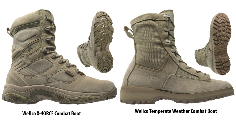 Wellco Boots | 7.62 Precision Custom Firearm Finishes