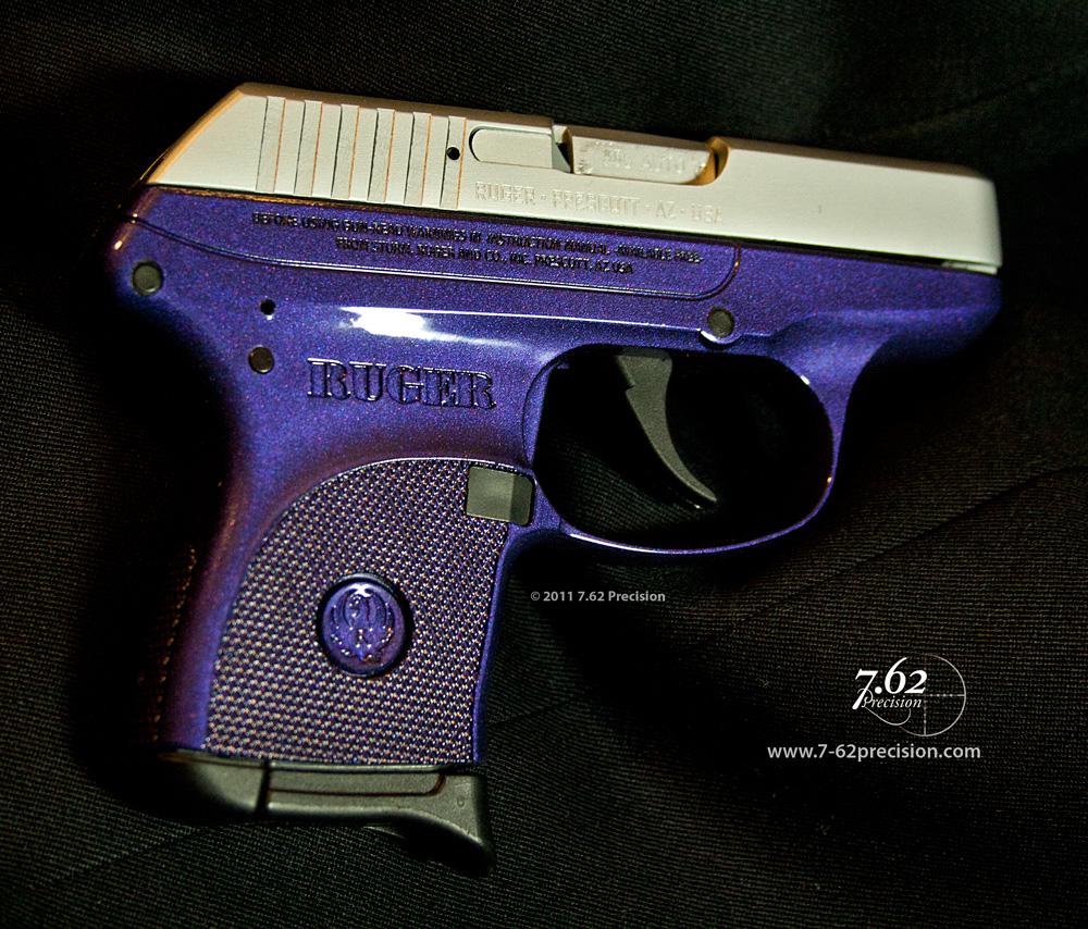 No Ugly Guns Women Shoot Too 7 62 Precision Custom