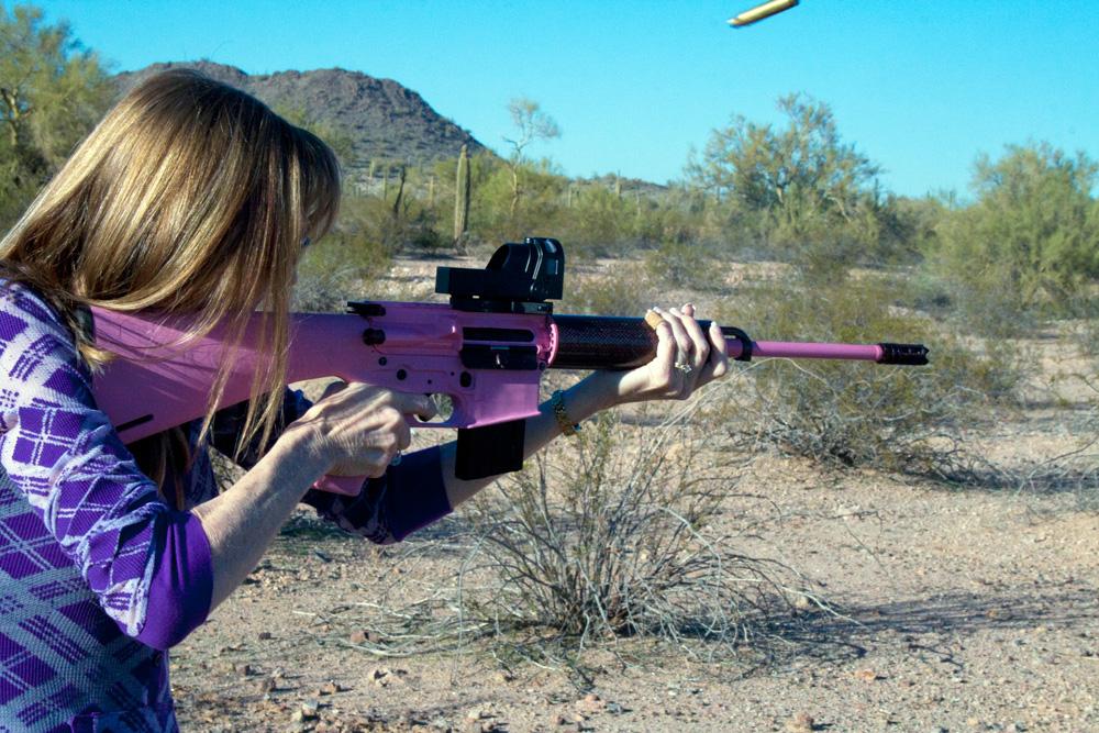 No Ugly Guns! (Women shoot too) | 7 62 Precision Custom