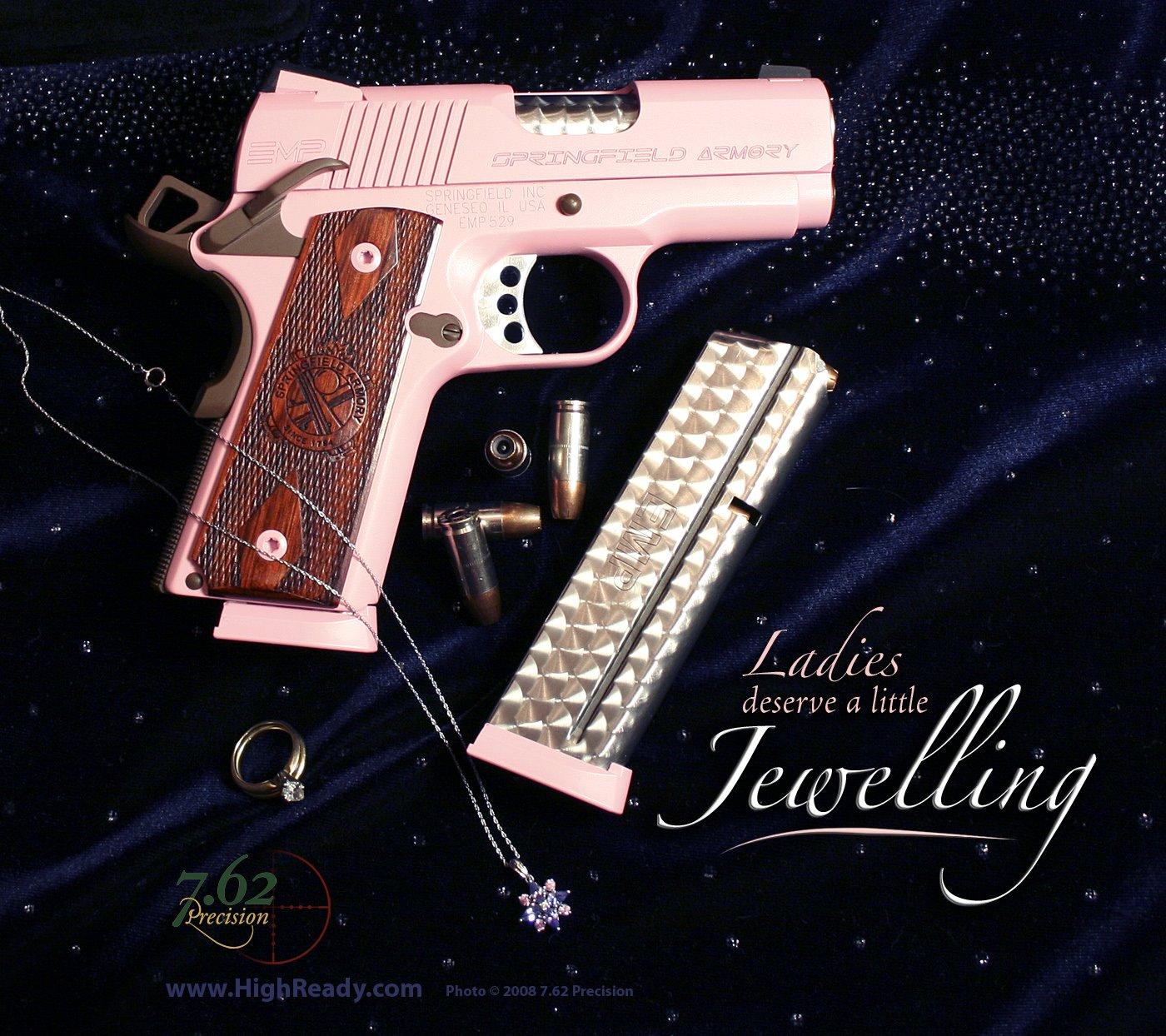 62 Precision Custom Firearm Finishes
