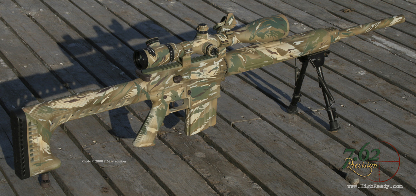 Mako tactical ssr 25 israeli sniper stock for ar 15 style rifles