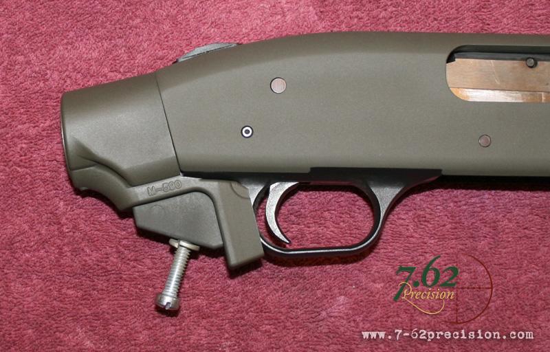 Mossberg 500 Mako Tactical Furniture Installation | 7 62