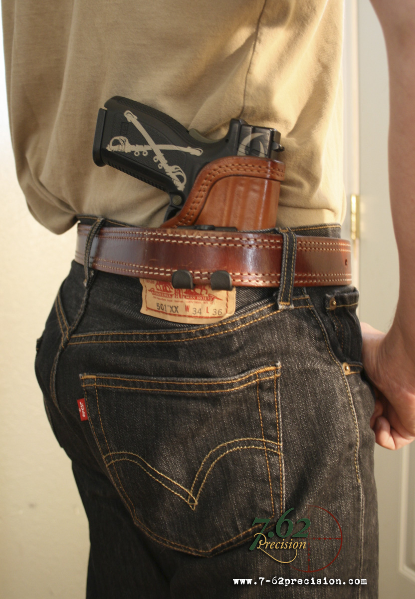 Evening dress belts for holsters