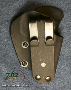 Kydex IWB Deep Concealment Holster