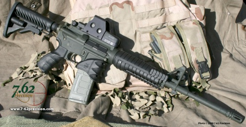 FGR-3 railed polymer handguards for M4 & AR-15 carbines