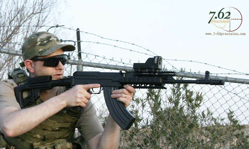 CzechPoint SA vz 58 Carbine   7 62 Precision Custom Firearm