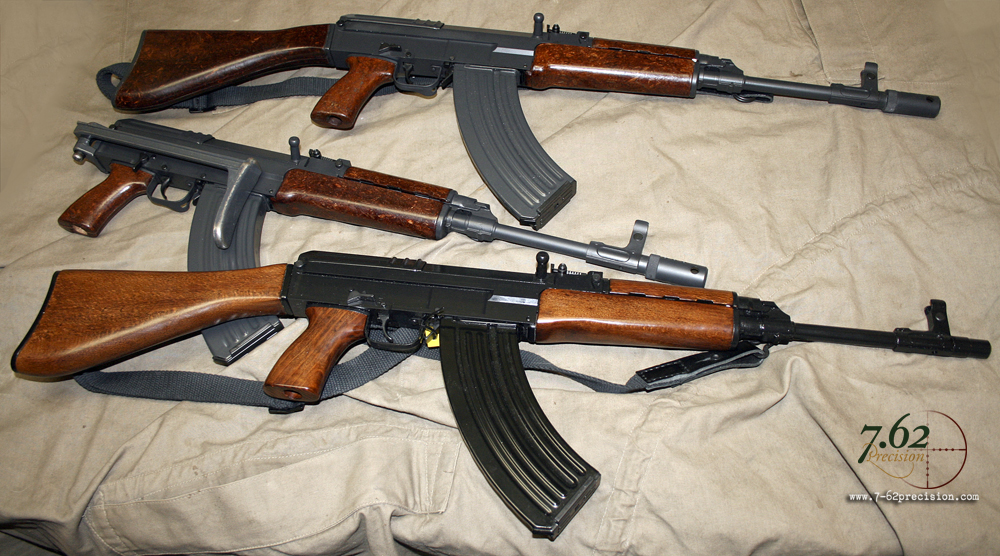 CzechPoint SA vz 58 Carbine | 7 62 Precision Custom Firearm Finishes