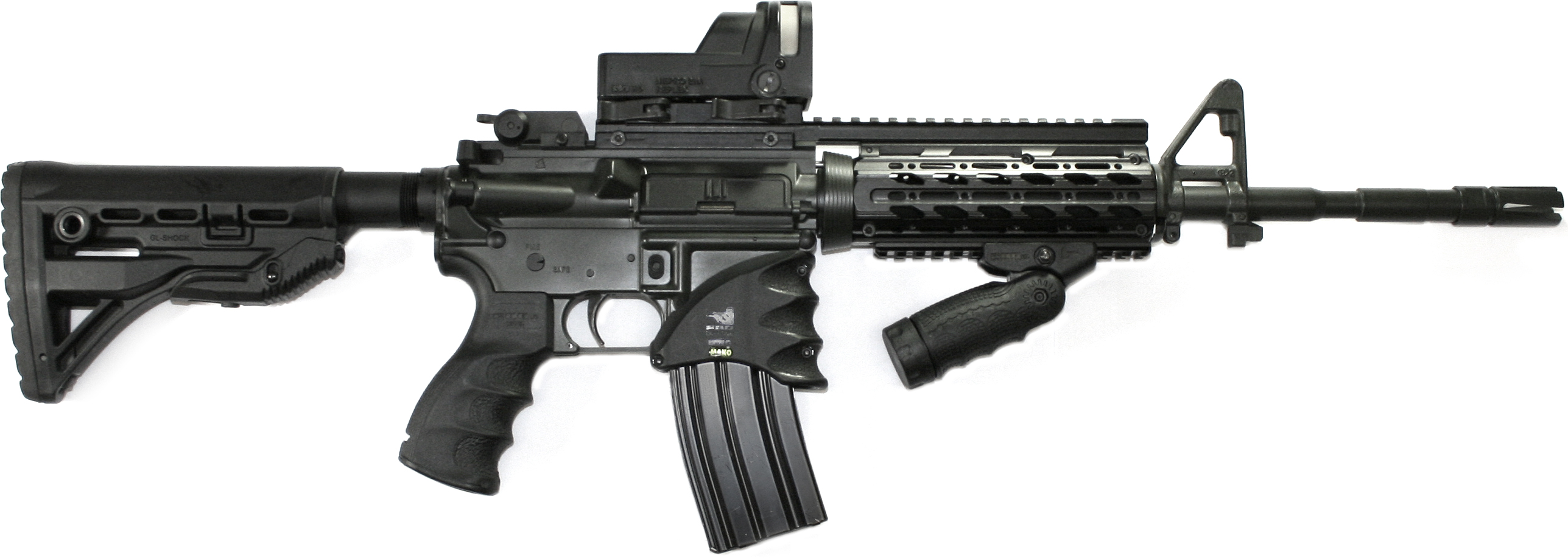 Advantages of the GL-SHOCK M4/AR-15 Carbine Stock