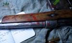 Zombie-Mauser-Bloody-Handprint