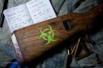 Zombie-Mauser-Stock-Buttstroke