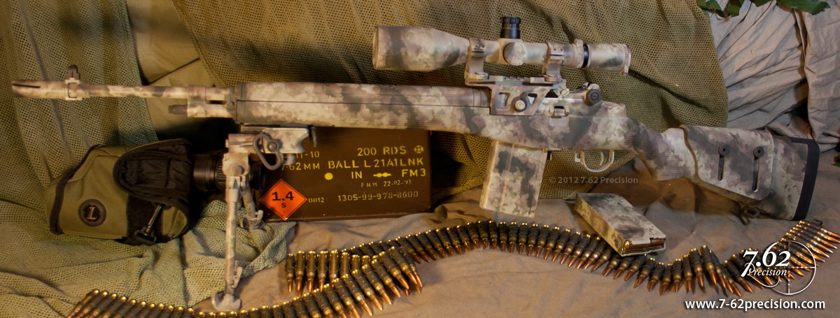 Ps90 For Sale >> Rommel's Book | 7.62 Precision Custom Firearm Finishes