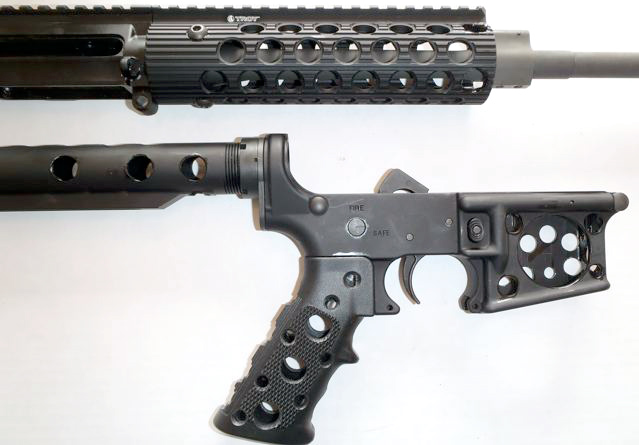 Darkop's Super Lightweight AR-15 Project | 7 62 Precision