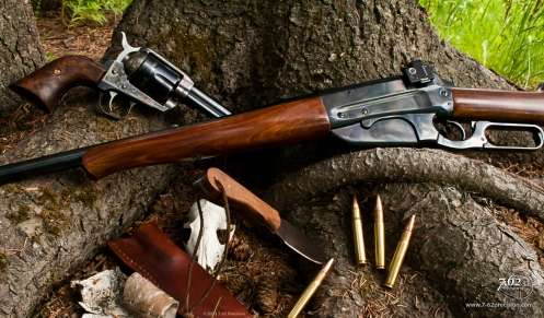 Browning 1895 Rifle in .35 Whelen.