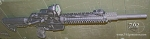 Beowulf Rifle Fab Flip-up SightsM21