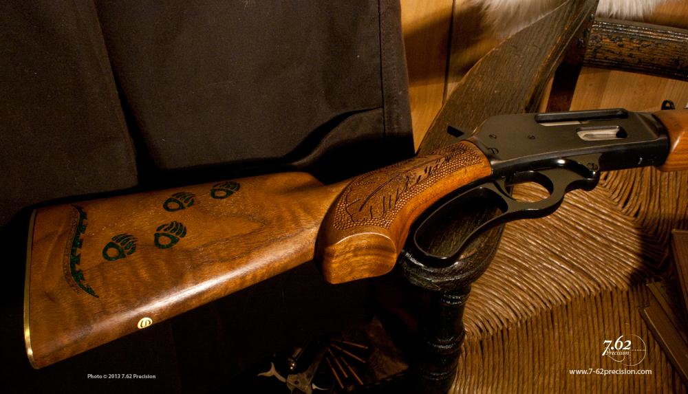Marlin 336 .35 Remington Lever Action Rifle J.M... for sale
