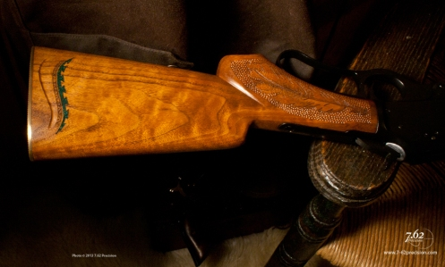 Marlin 336 Oil Finished Buttstock Inlay_1270