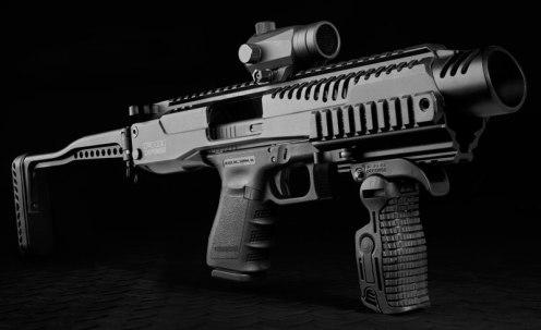 KPOS G2 Glock carbine