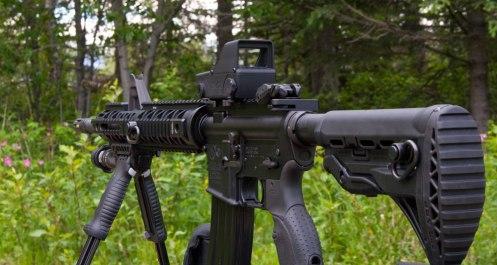 Colt LE Carbine Mepro TRU-DOT RDS