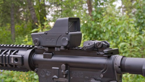 Meprolight TRU-DOT RDS sight AR-15