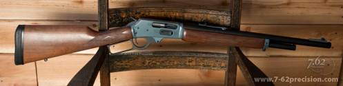 1895 Marlin .45-70 in Grey and Black