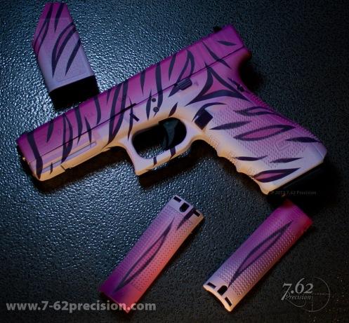 Pink-Purple-Tiger-Glock-Pistol